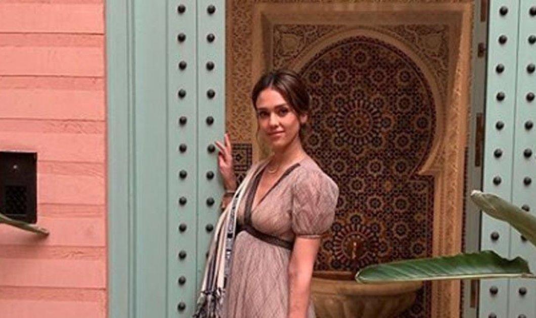 Στο Μαρακές η Τζέσικα Άλμπα - Μας δείχνει εικόνες από το ταξίδι της γεμάτο εξωτικές εμπειρίες (φώτο) - Κυρίως Φωτογραφία - Gallery - Video