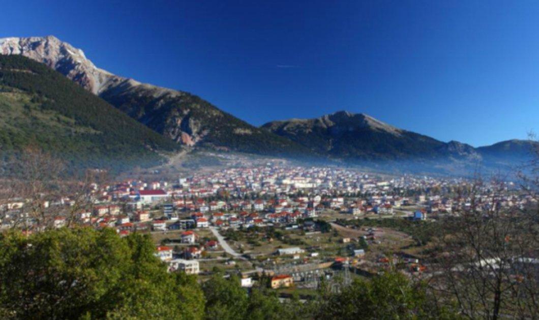 Βίντεο ημέρας: Μια βόλτα πάνω από το Καρπενήσι με τις απέραντες φυσικές ομορφιές - Κυρίως Φωτογραφία - Gallery - Video