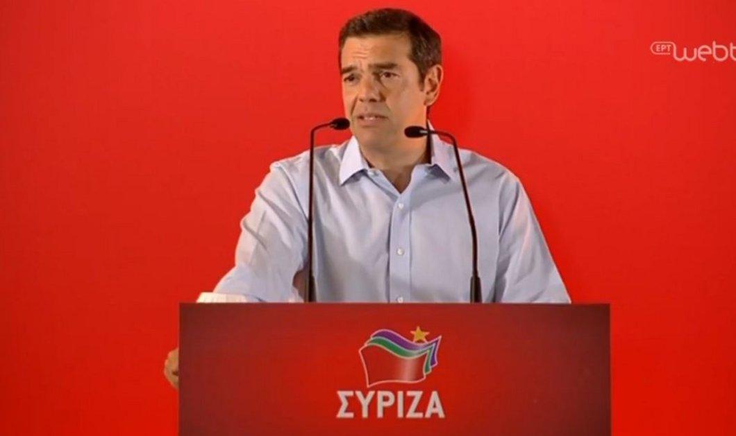 "Live η ομιλία του Αλέξη Τσίπρα στην ΚΕ του ΣΥΡΙΖΑ - ""Χάσαμε μια μάχη αλλά μπορούμε να κερδίσουμε τον πόλεμο""""  - Κυρίως Φωτογραφία - Gallery - Video"