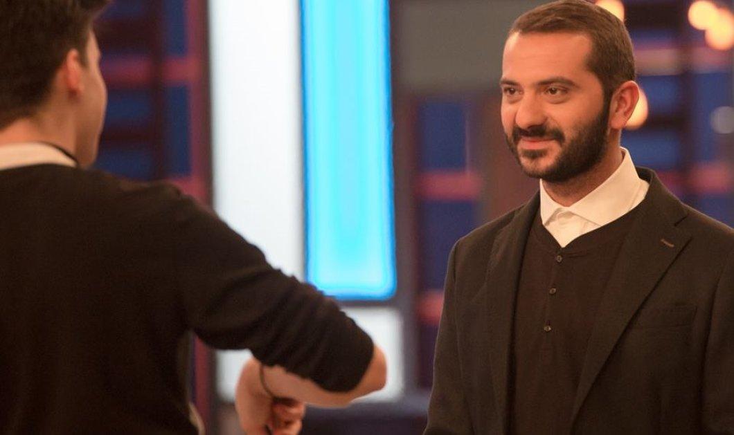 Ο Λεωνίδας Κουτσόπουλος και ο... ασυνήθιστος τετράποδος φίλος του (φώτο) - Κυρίως Φωτογραφία - Gallery - Video