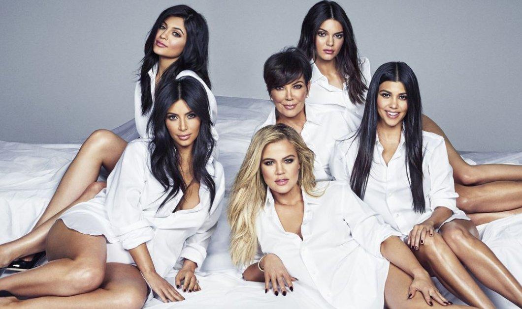 Kardashian family! To ροζ εξώφυλλο, για την πιο ροζ οικογένεια του πλανήτη (φωτό)  - Κυρίως Φωτογραφία - Gallery - Video