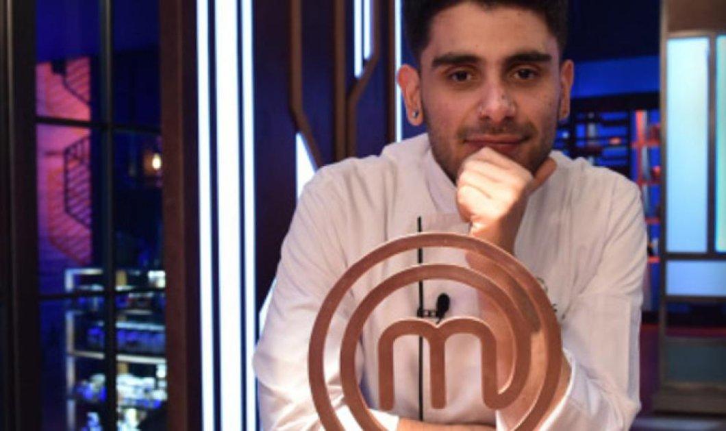 Masterchef 3: Μεγάλος νικητής του μαγειρικού διαγωνισμού ο Μανώλης Σαρρής – Τι ποσοστό τηλεθέασης έκανε; - Κυρίως Φωτογραφία - Gallery - Video