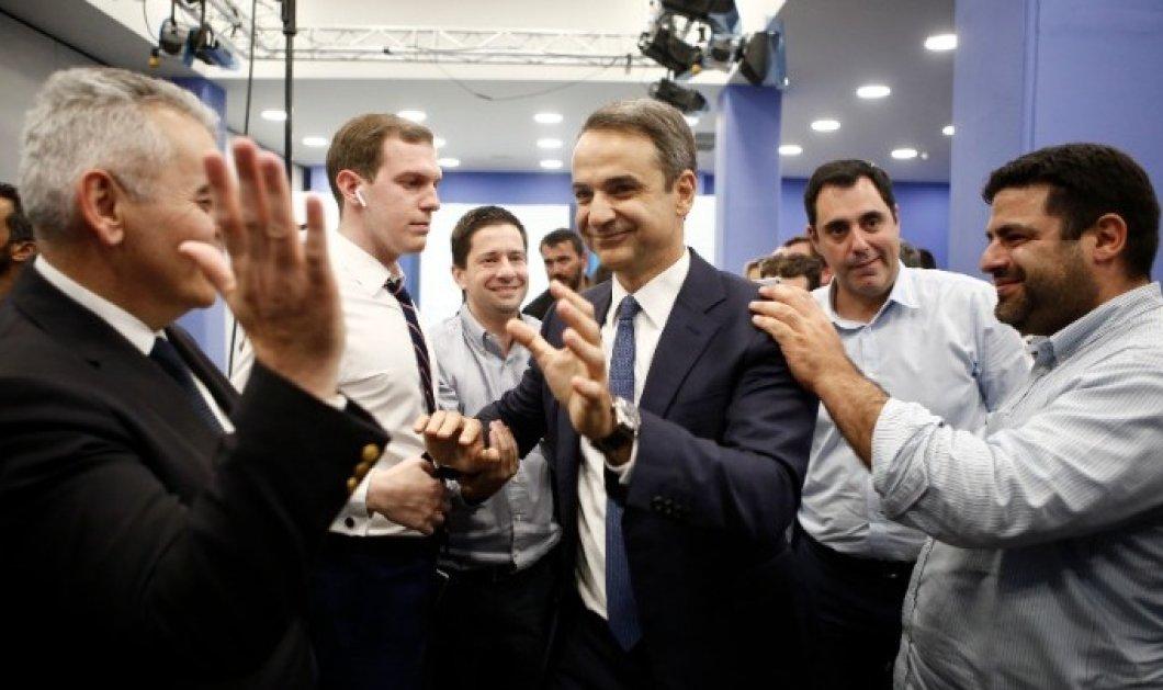 Κυρ.Μητσοτάκης: Να παραιτηθεί ο πρωθυπουργός, το συντομότερο εθνικές εκλογές - Κυρίως Φωτογραφία - Gallery - Video