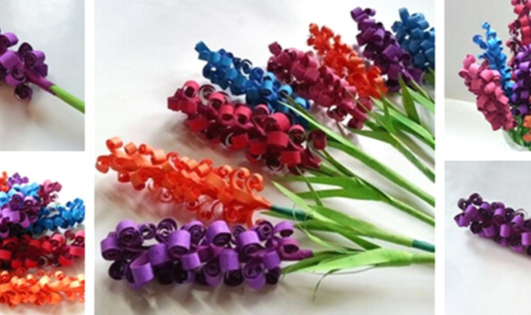 Πώς να φτιάξεις μόνη σου εύκολα και γρήγορα ψεύτικα λουλούδια για να διακοσμήσεις τους χώρους σου (VIDEO)  - Κυρίως Φωτογραφία - Gallery - Video