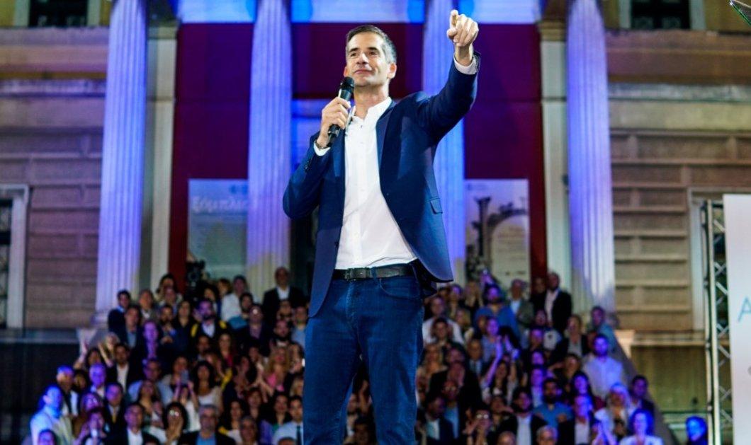 """Εκλογές 2019: Θρίαμβος Μπακογιάννη στην Αθήνα - """"Ντέρμπι"""" για τη δεύτερη θέση στη Θεσσαλονίκη - Ο Μώραλης νικητής του α γύρου στον Πειραιά   - Κυρίως Φωτογραφία - Gallery - Video"""