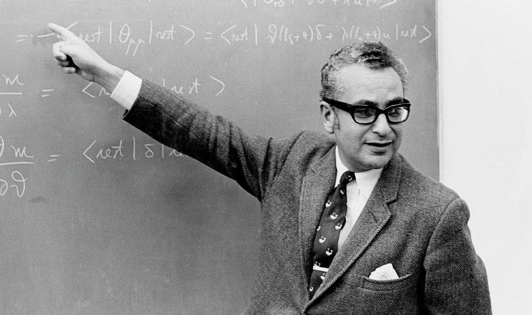 """Πέθανε ο νομπελίστας φυσικός Μάρεϊ Γκελ-Μαν- """"Πατέρας"""" των κουάρκ - Για πολλά χρόνια συνεργάτης του CERN - Κυρίως Φωτογραφία - Gallery - Video"""