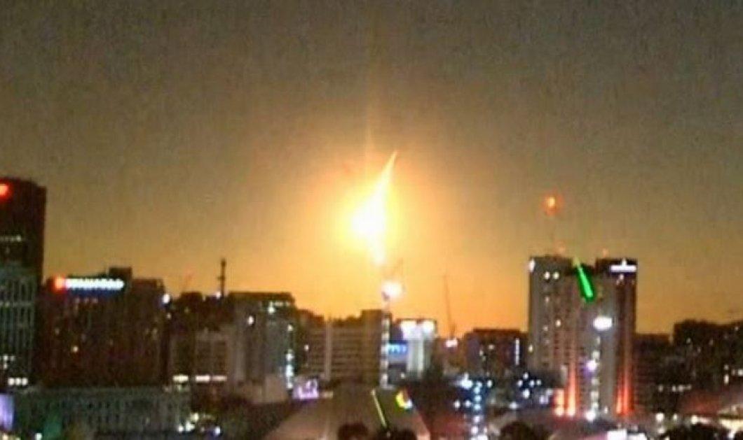 Απίστευτο βίντεο: Έπεσε μετεωρίτης στην Αυστραλία και η νύχτα έγινε... μέρα! - Κυρίως Φωτογραφία - Gallery - Video