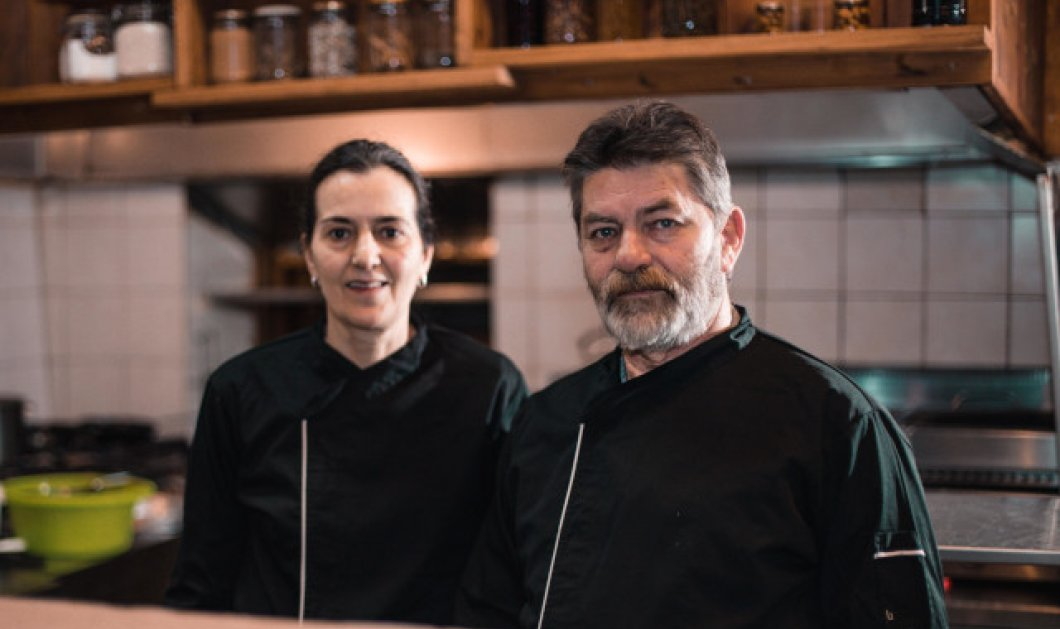 2ο «Symposio at Ark»: Το εστιατόριο «Ονήσιμος» από την Κρήτη έρχεται στην Αθήνα - Κυρίως Φωτογραφία - Gallery - Video