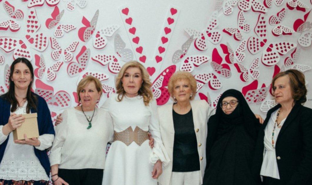 5 μοναδικές ηρωϊκές μητέρες βραβεύτηκαν από την «Ελπίδα» - Δίνουν έμπνευση & δύναμη - Κυρίως Φωτογραφία - Gallery - Video