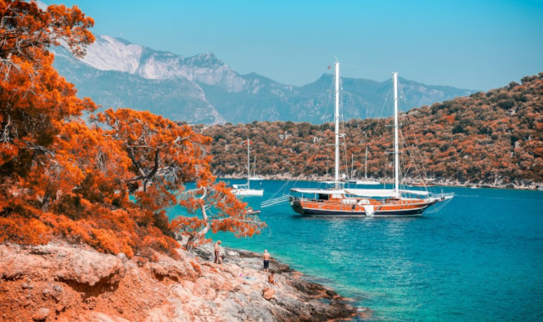 CN Traveller: Αυτά είναι τα 20 καλύτερα ελληνικά νησιά για να επισκεφθείτε - Κυρίως Φωτογραφία - Gallery - Video