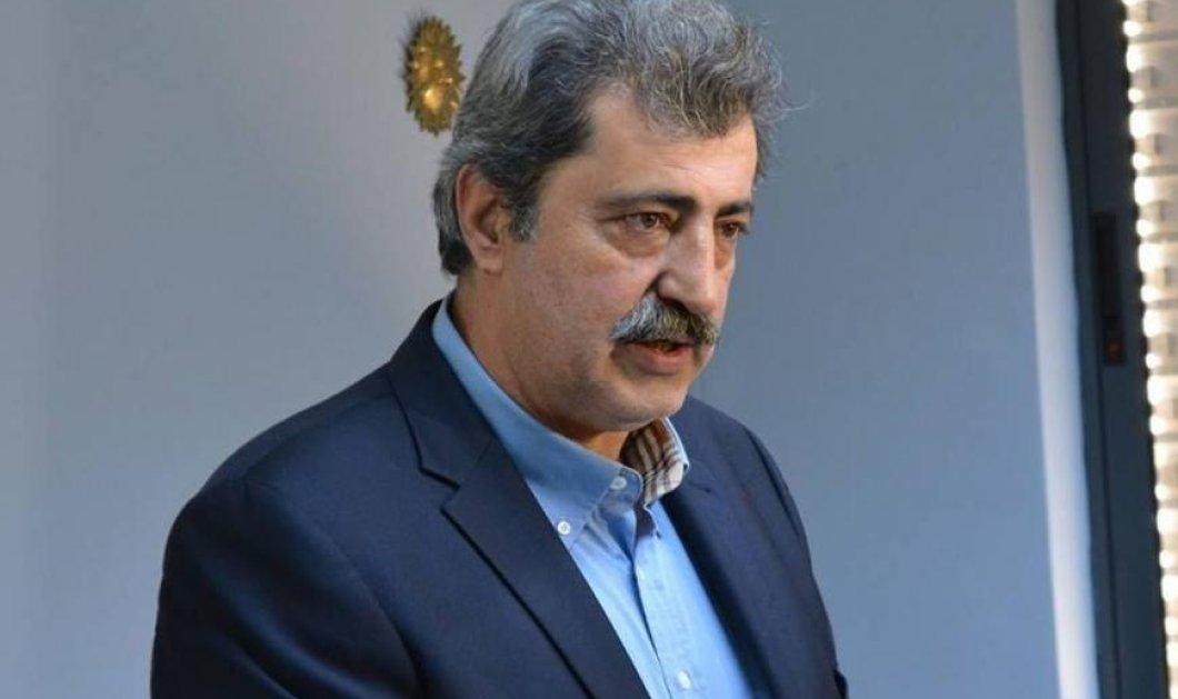 """Πολάκης για τις πρόωρες εκλογές: """"Αλέξη Ρίχτο"""" - Κυρίως Φωτογραφία - Gallery - Video"""