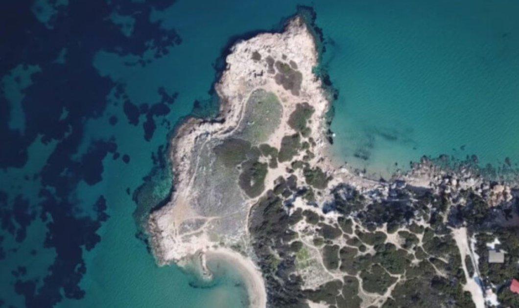 """Βίντεο ημέρας - Ασκητάριο Ραφήνας: Το προϊστορικό """"Άγιο Όρος"""" της Αττικής με την απίστευτη θεά - Κυρίως Φωτογραφία - Gallery - Video"""