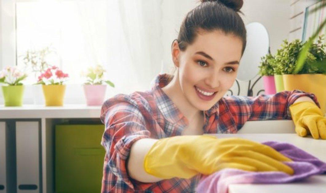 Σπύρος Σούλης: Διώξτε την ενοχλητική σκόνη από το σπίτι σας στο λεπτό με αυτά τα 4 απίστευτα Tips - Κυρίως Φωτογραφία - Gallery - Video