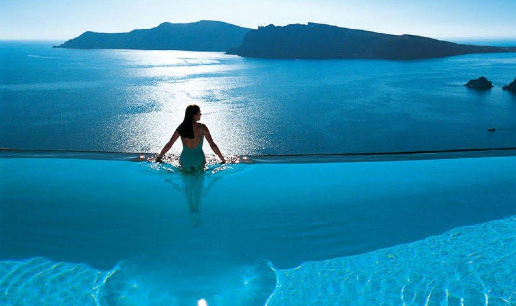 Good news! Η Global Traveller δηλώνει : «Καλύτερο νησί στην Ευρώπη» η Σαντορίνη  - Κυρίως Φωτογραφία - Gallery - Video