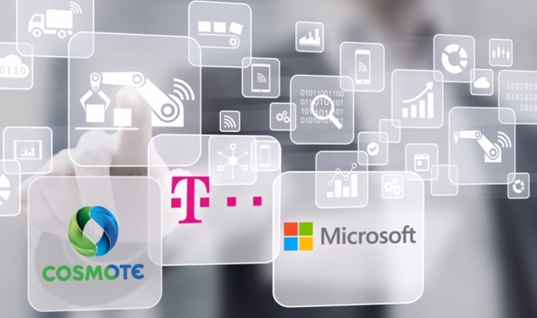 Ολοκληρωμένες υπηρεσίες cloud σε επιχειρήσεις από COMOTE & Microsoft - Κυρίως Φωτογραφία - Gallery - Video