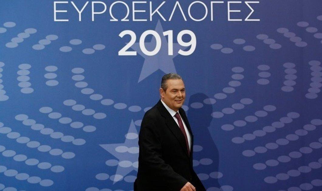 """Πάνος Καμμένος για exit poll: """"Ο ΣΥΡΙΖΑ αυτοκτόνησε στις Πρέσπες""""  - Κυρίως Φωτογραφία - Gallery - Video"""