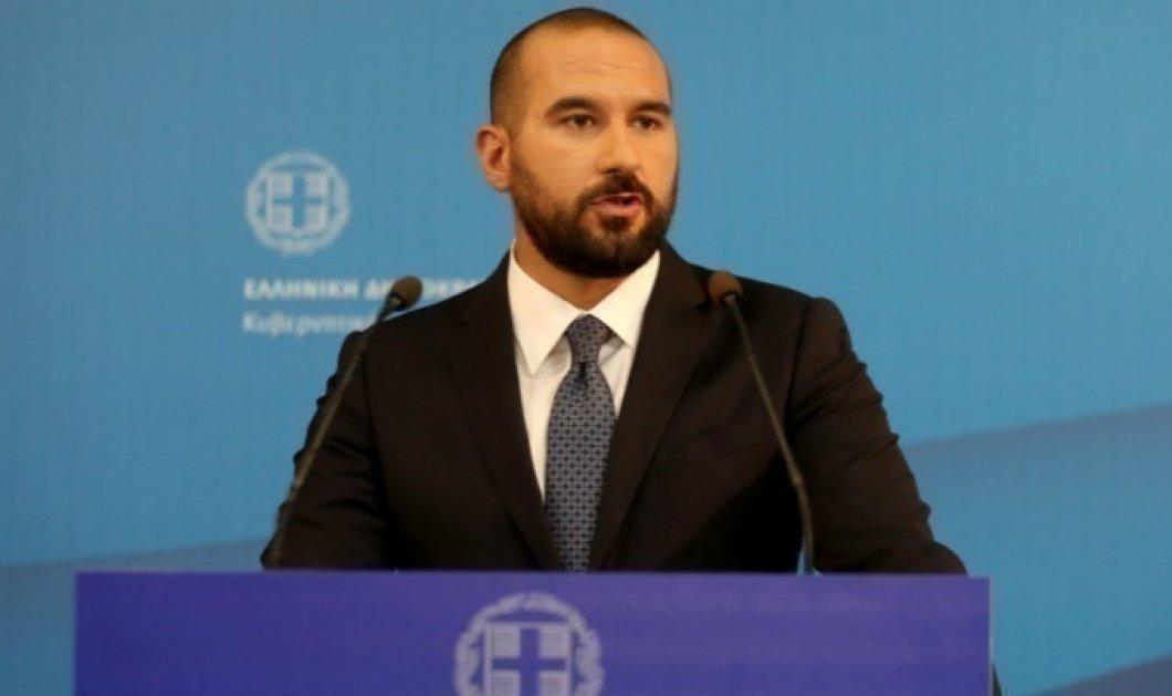 Δημήτρης Τζανακόπουλος για τα exit poll: Ο ΣΥΡΙΖΑ δεν υπέστη στρατηγική ήττα  - Κυρίως Φωτογραφία - Gallery - Video