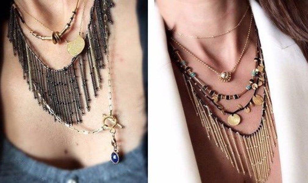 Made in Greece τα κοσμήματα της Zoe Kompitsi: Mε boho και hippy αισθητική θα γίνουν το fashion trend του καλοκαιριού - Κυρίως Φωτογραφία - Gallery - Video