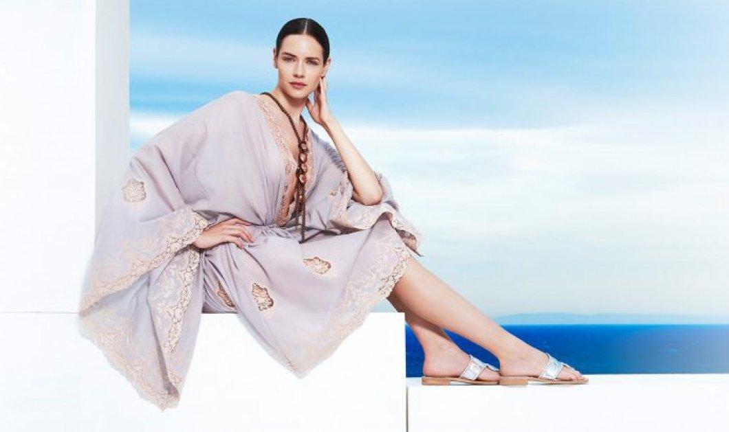 Made in Greece η Tunica Stola: Μίνι ή μάξι φουστάνια, τουνίκ, πετσέτες θαλάσσης & αξεσουάρ - Το ελληνικό καλοκαίρι σε beachwear - Κυρίως Φωτογραφία - Gallery - Video