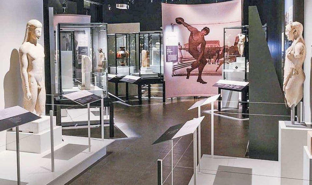 Ουρές σε Καναδά, Αμερική για την έκθεση «Οι «Έλληνες: Από τον Αγαμέμνονα στον Μεγάλο Αλέξανδρο» - Κυρίως Φωτογραφία - Gallery - Video