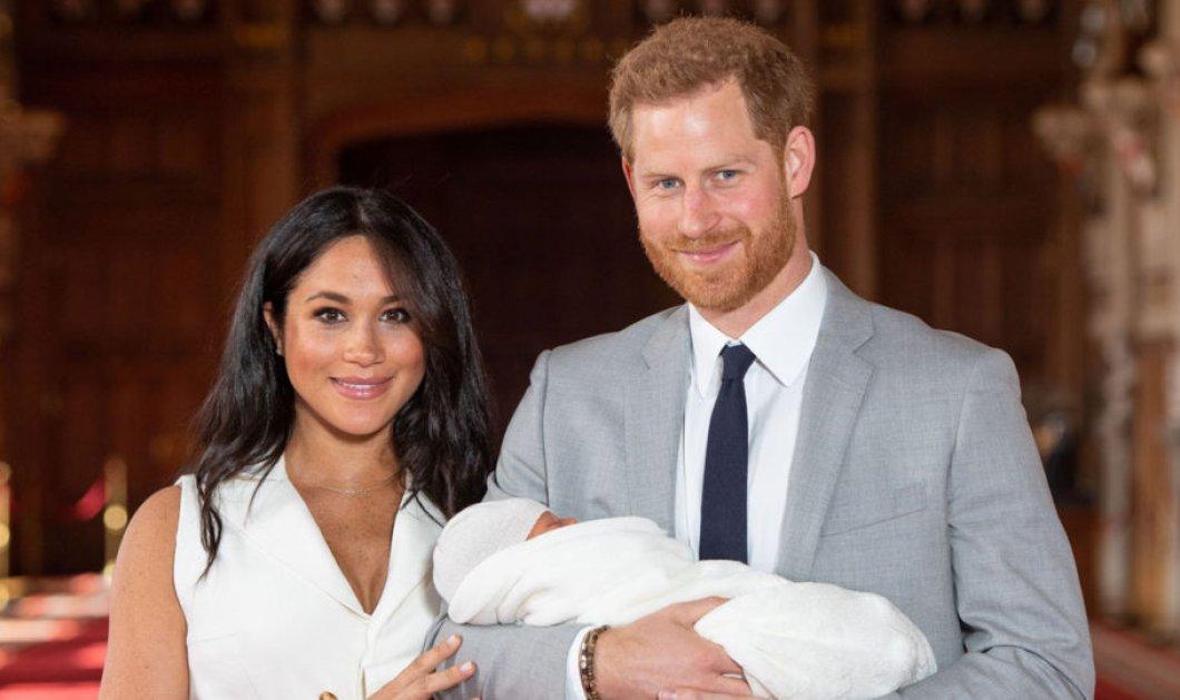 Ο μικρός Άρτσι θα κάνει την πρώτη του επίσημη περιοδεία – Που θα ταξιδέψουν ο Χάρι και η Μέγκαν με το μωράκι τους; - Κυρίως Φωτογραφία - Gallery - Video