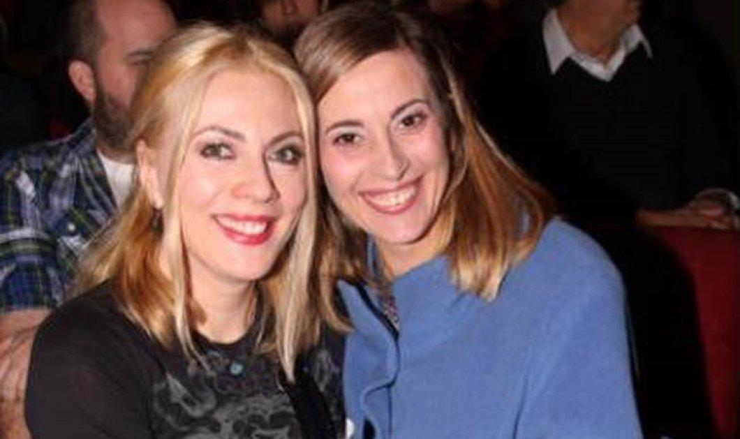 Υπέροχο κλικ! - Η Σμαράγδα Καρύδη & η Βίκυ Βολιώτη φωτογραφίζονται στο βυθό (φώτο) - Κυρίως Φωτογραφία - Gallery - Video