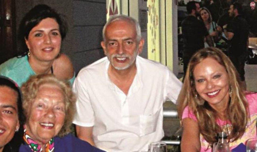 Ηράκλειο: Πέθανε ο Αλφρέδο Πότσι - Ο Ιταλός εστιάτορας που εντυπωσίασε την Ορνέλα Μούτι - Λάτρεψε την Κρήτη κι αυτή του το ανταπέδωσε (φώτο) - Κυρίως Φωτογραφία - Gallery - Video