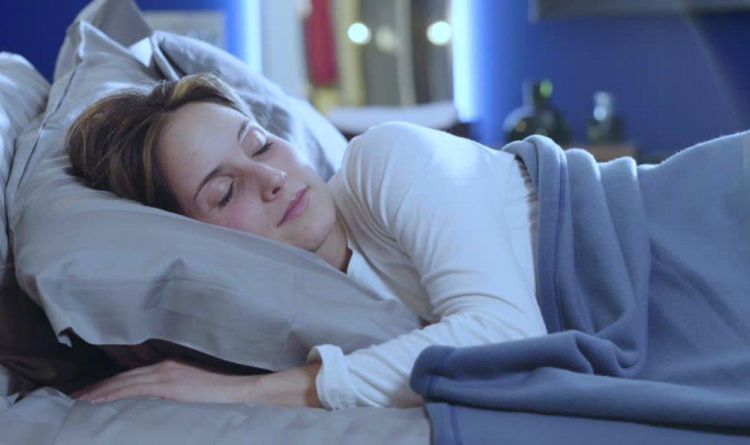 Κορίτσια μην κοιμάστε με ανοιχτή την τηλεόραση  - Έρευνα επιβεβαιώνει ότι θα παχύνετε - Κυρίως Φωτογραφία - Gallery - Video