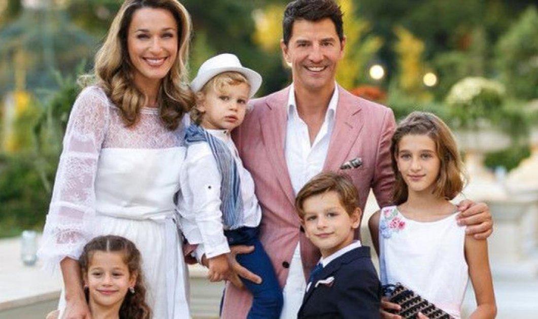 Happy Father's day: Δείτε πως ευχήθηκαν οι Έλληνες διάσημοι για την Γιορτή του Πατέρα - Σάκης Ρουβάς, Κάτια Ζυγούλη (φωτό) - Κυρίως Φωτογραφία - Gallery - Video