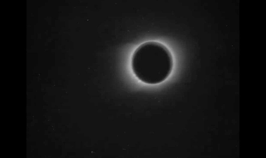 Συναρπαστικό! - Ένα σπάνιο βίντεο της ηλιακής έκλειψης - Τραβήχτηκε το 1900 - Κυρίως Φωτογραφία - Gallery - Video