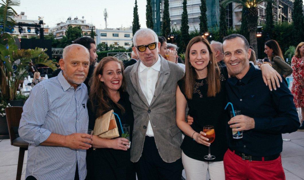 100 χρόνια Hilton: Φαντασμαγορικό cocktail party στην εντυπωσιακή πισίνα του ξενοδοχείου της Αθήνας - Κυρίως Φωτογραφία - Gallery - Video