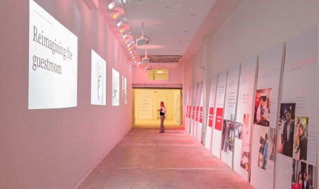 """Στα Marriot δοκιμάζουν ολόκληρα δωμάτια σε μυστικό εργαστήριο για ξενοδοχεία του μέλλοντος - Πως θα """"χτυπήσουν"""" την Airbnb (φώτο-βίντεο) - Κυρίως Φωτογραφία - Gallery - Video"""