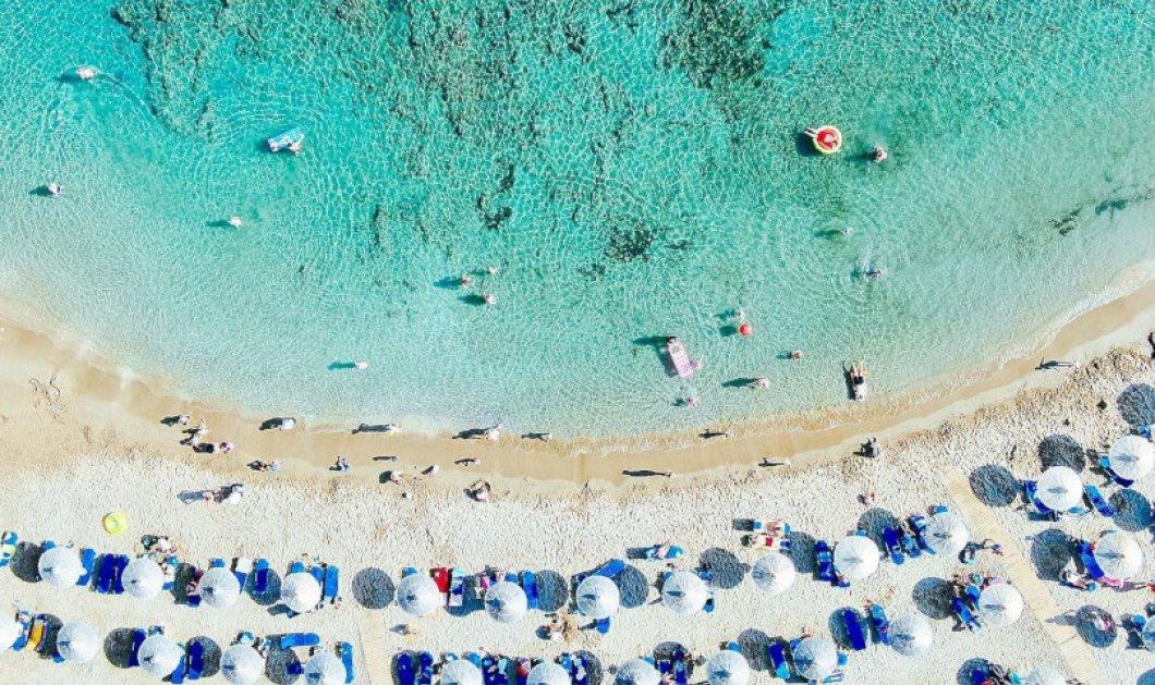 Κρήτη, ήλιος, θάλασσα & στο φωτογραφικό φακό η Μαρίνα Βερνίκου - Απίθανη η φωτογραφία της ημέρας - Κυρίως Φωτογραφία - Gallery - Video