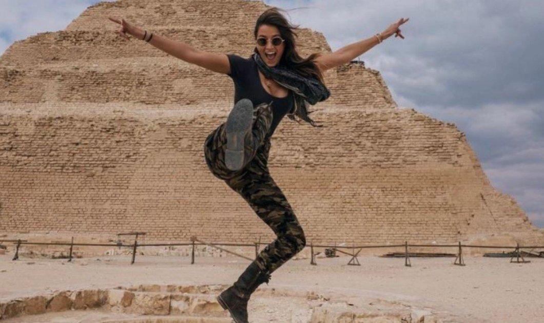 Story of the day: Ρεκόρ Γκίνες για 21χρονη Αμερικανίδα - Ταξίδεψε σε όλες τις χώρες του κόσμου - Κυρίως Φωτογραφία - Gallery - Video