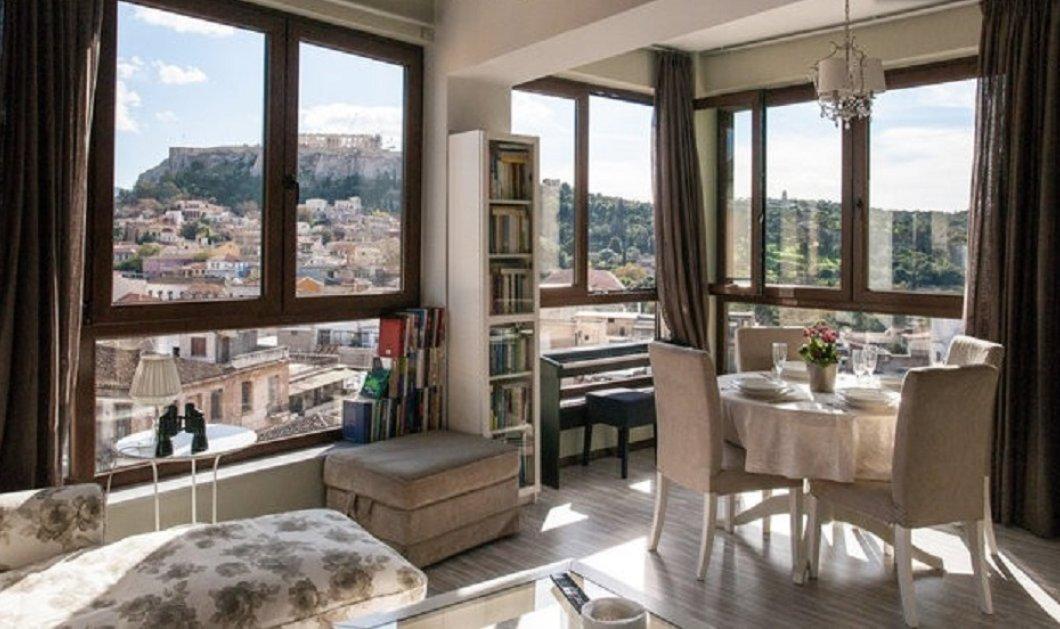 Πάνω από 340.000 τουρίστες έφερε η Airbnb στην Αθήνα το 2018 - Κοντά στα 90 εκατ. ευρώ τα έσοδα - Κυρίως Φωτογραφία - Gallery - Video