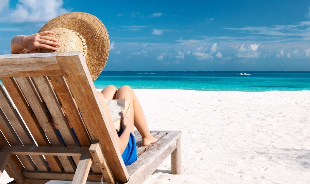 """Καιρός: Στην παραλία ολοταχώς - """"Καυτή"""" Κυριακή με το θερμόμετρο στους 38 βαθμούς - Κυρίως Φωτογραφία - Gallery - Video"""