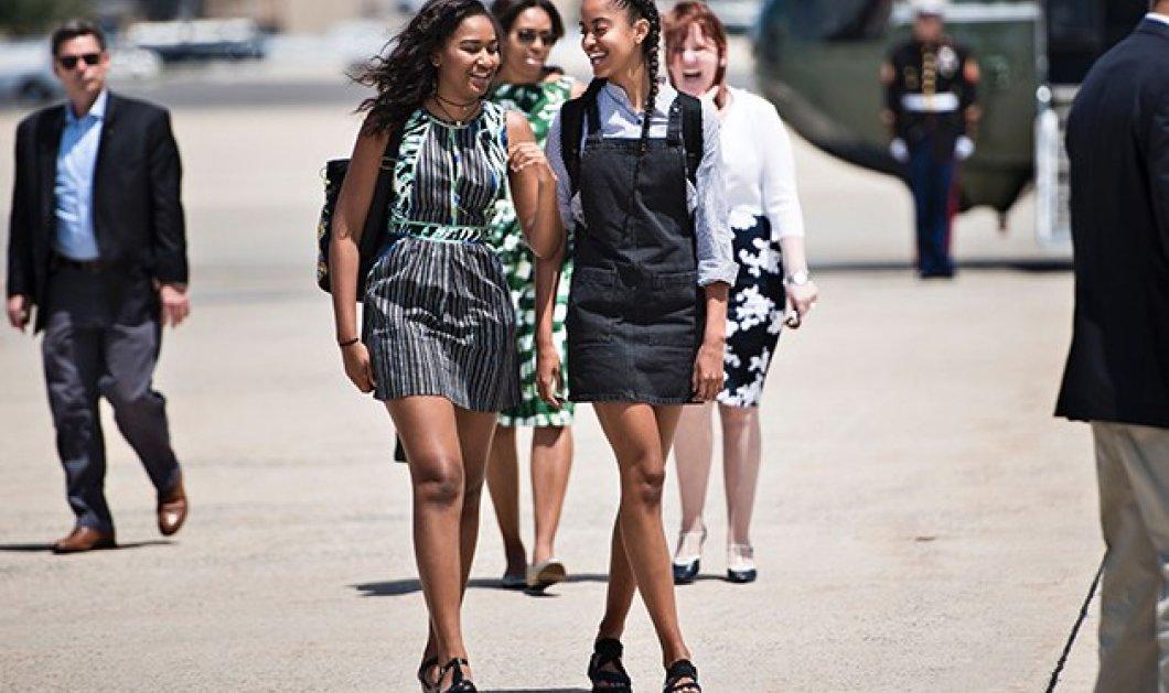 Οι φωτό της οικογένειας Ομπάμα από τις διακοπές στην Αβινιόν! Το εστιατόριο, το ελικόπτερο, τα σουβενίρ  - Κυρίως Φωτογραφία - Gallery - Video