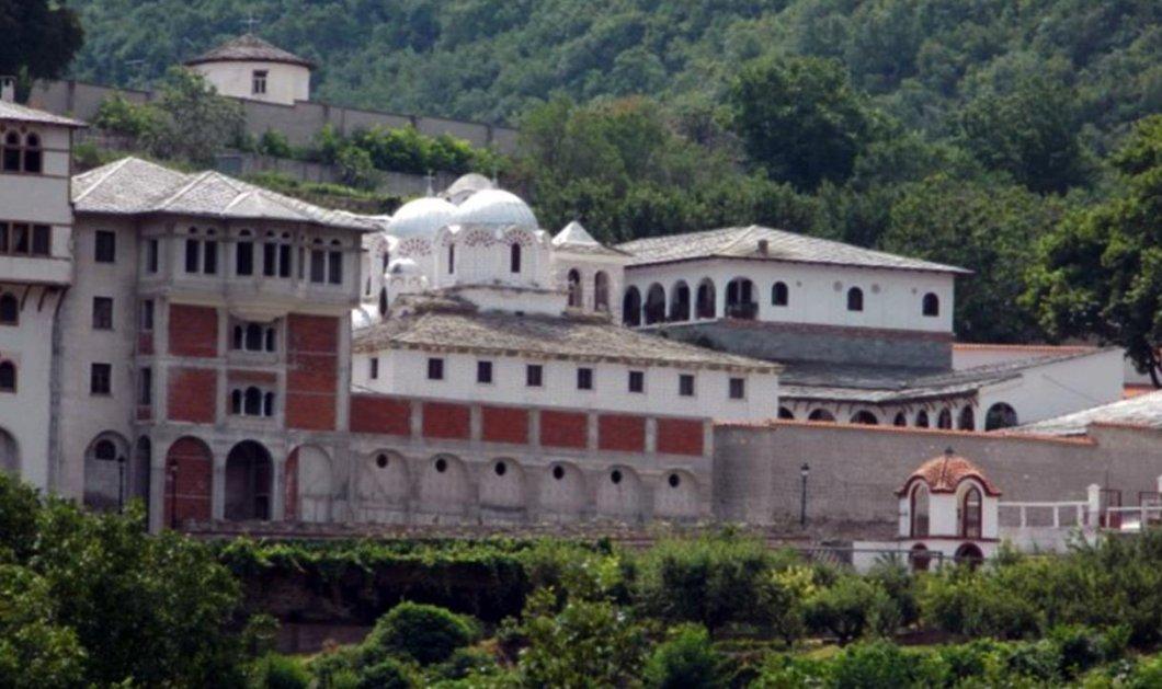 Μονή Παναγίας Εικοσιφοίνισσας : Το παλαιότερο εν ενεργεία μοναστήρι στην Ελλάδα & την Ευρώπη - Η συναρπαστική ιστορία του (φώτο) - Κυρίως Φωτογραφία - Gallery - Video
