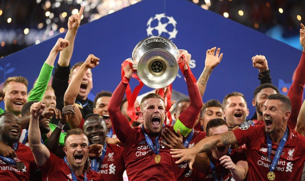 "Champions League: Η Λίβερπουλ ""βασίλισσα"" της Ευρώπης - Τι δηλώνουν παίκτες & προπονητής (φώτο-βίντεο) - Κυρίως Φωτογραφία - Gallery - Video"
