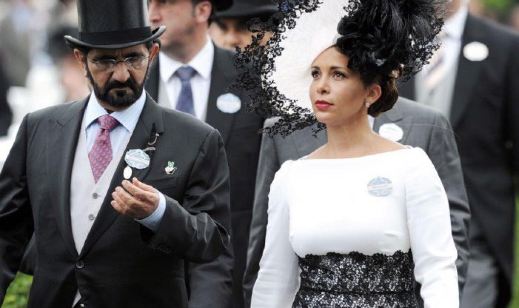 Η σύζυγος του σεΐχη του Ντουμπάι το έσκασε - Την αναζητεί σε Λονδίνο & Γερμανία ο Κροίσος Μοχάμεντ μπιν Ρασίντ  - Γιατί έφυγε; (φώτο-βίντεο)   - Κυρίως Φωτογραφία - Gallery - Video