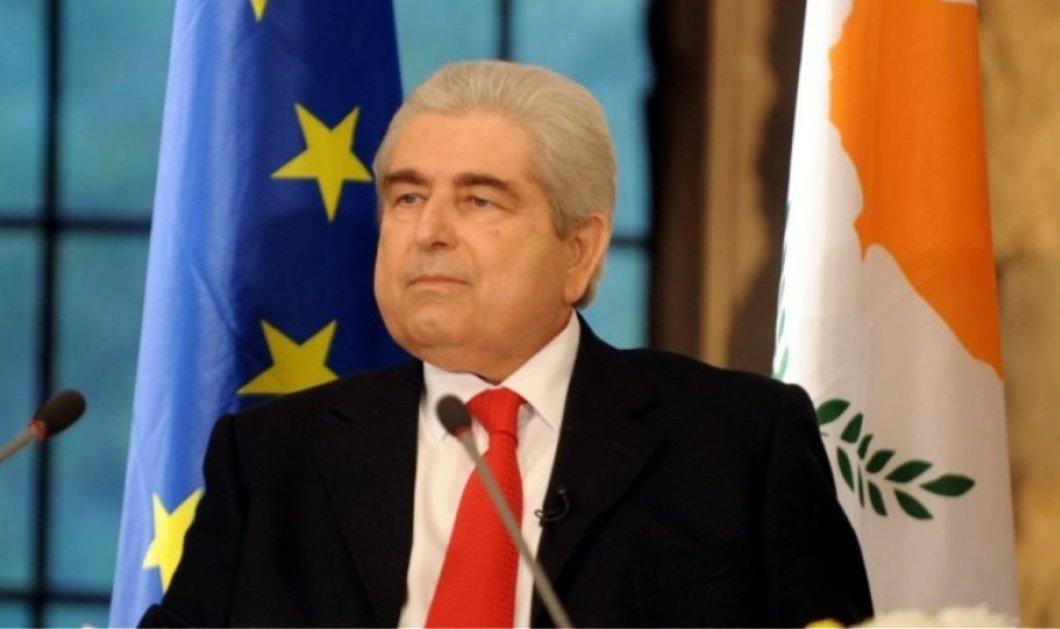 Πέθανε ο πρώην Πρόεδρος της Κύπρου Δημήτρης Χριστόφιας - Κυρίως Φωτογραφία - Gallery - Video