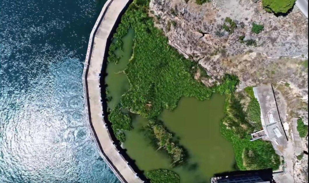 """Βίντεο ημέρας: Δίνη Αργολίδας - Πετάμε πάνω από τα """"τρέλα νερά"""" που θα έσωζαν την Αθήνα από τη λειψυδρία - Κυρίως Φωτογραφία - Gallery - Video"""