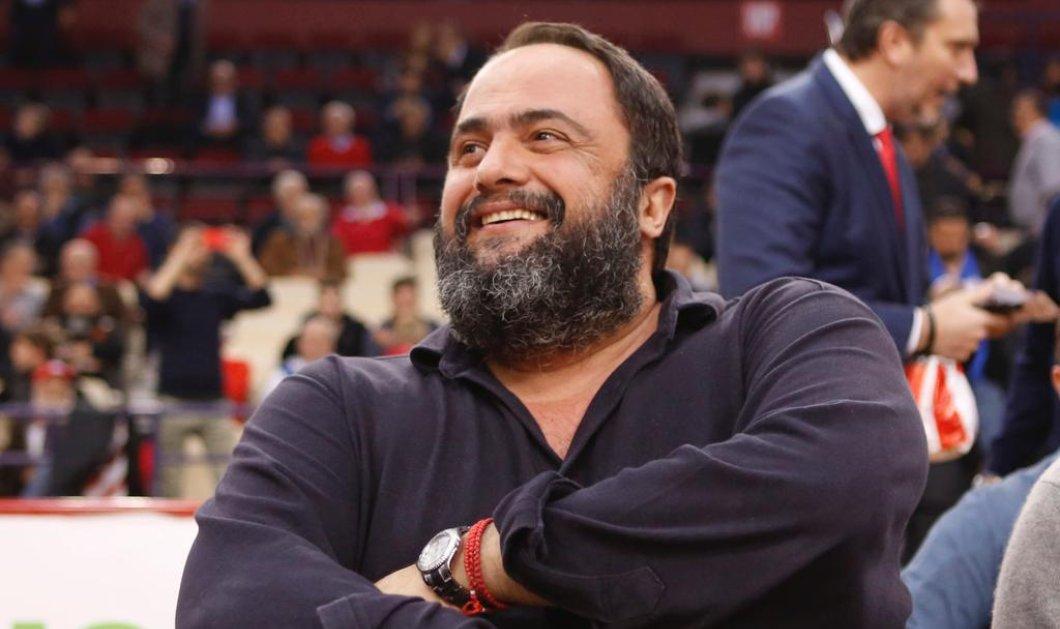Οne: Ο Βαγγέλης Μαρινάκης πήρε την τηλεοπτική άδεια για να εκπέμπει πανελλαδικά - Κυρίως Φωτογραφία - Gallery - Video