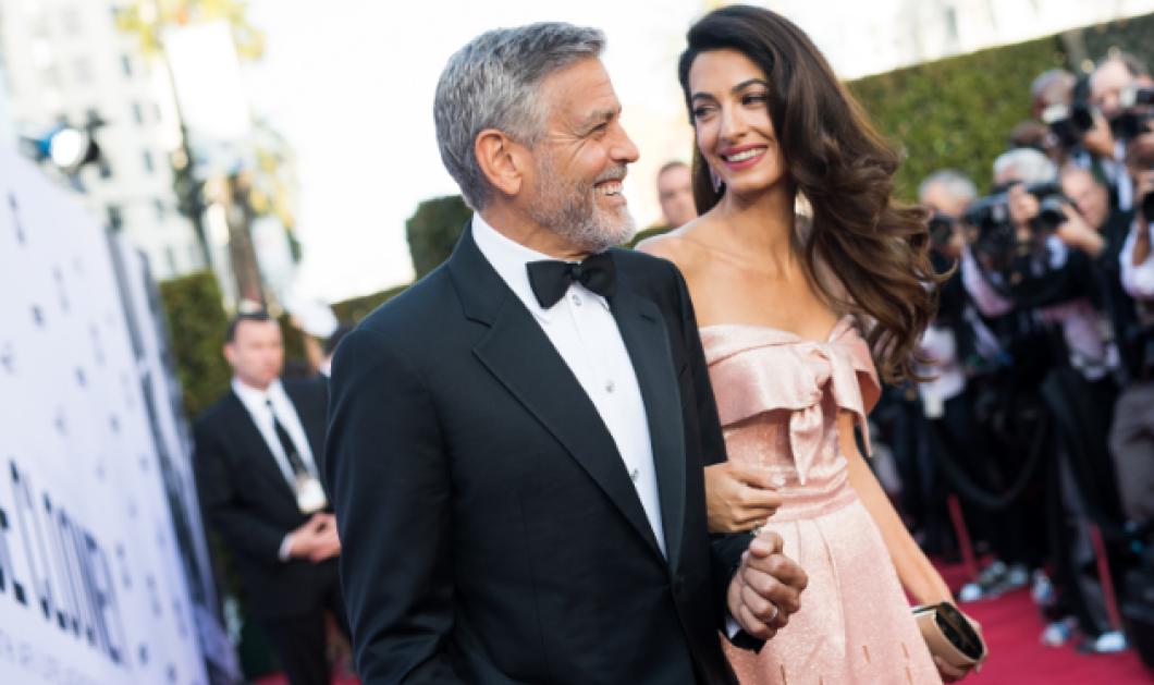 Το θέμα δεν είναι τι φορούσε η Αμάλ που ήταν κουκλάρα αλλά οι σεφ! Ενθουσιασμός στο εστιατόριο που πήγε το ζεύγος Clooney να φάει (φωτό)  - Κυρίως Φωτογραφία - Gallery - Video
