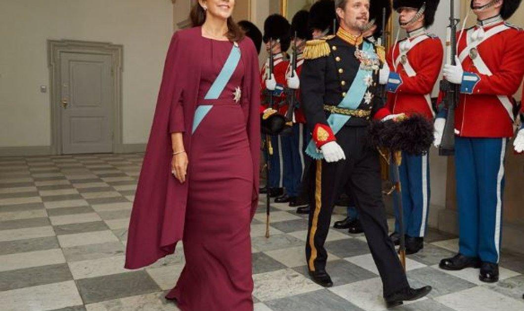 Μαίρη της Δανίας: Υπέροχες εμφανίσεις μιας πριγκίπισσας - Θεσπέσιες παραμυθένιες τουαλέτες  - Κυρίως Φωτογραφία - Gallery - Video