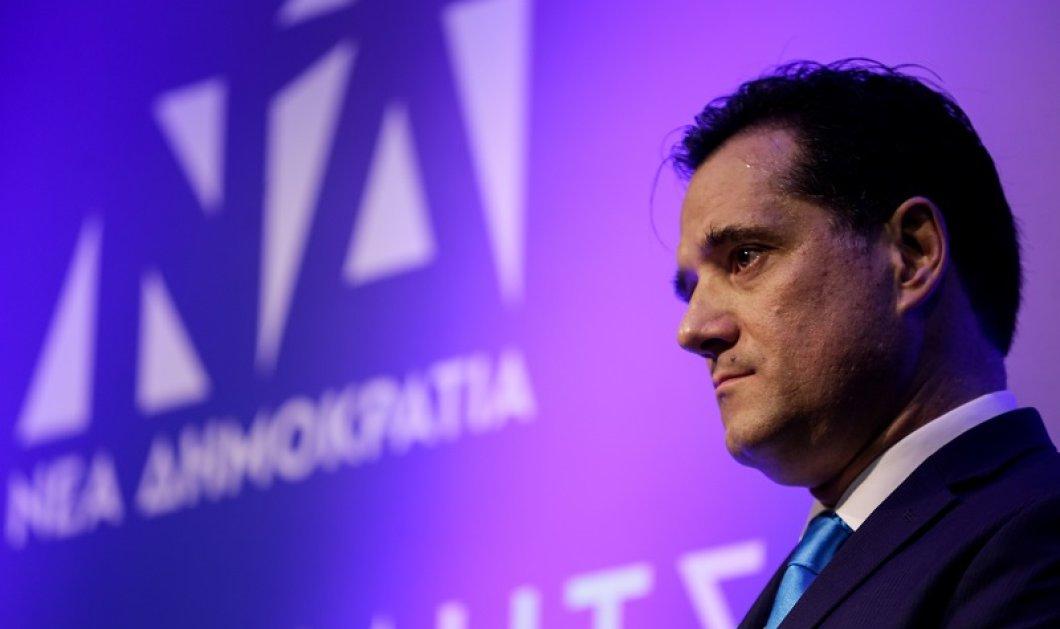 Αποκλειστικό - Άδωνις Γεωργιάδης: Αποδείξαμε πως ο βασιλιάς είναι γυμνός - Το σκοτάδι του ΣΥΡΙΖΑ μένει πίσω - Κυρίως Φωτογραφία - Gallery - Video