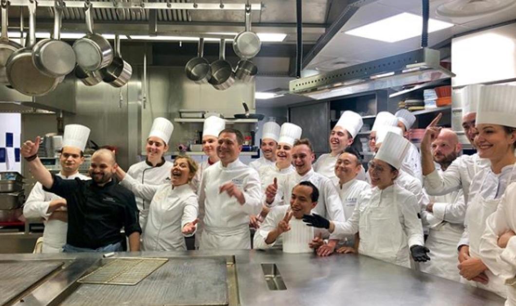 Δείτε φωτό & βίντεο: Η Ντίνα Νικολάου στο Μονακό, στο ακριβότερο ξενοδοχείο – Μαγείρεψε ελληνικά πιάτα για 3 μέρες και έσκισε  - Κυρίως Φωτογραφία - Gallery - Video