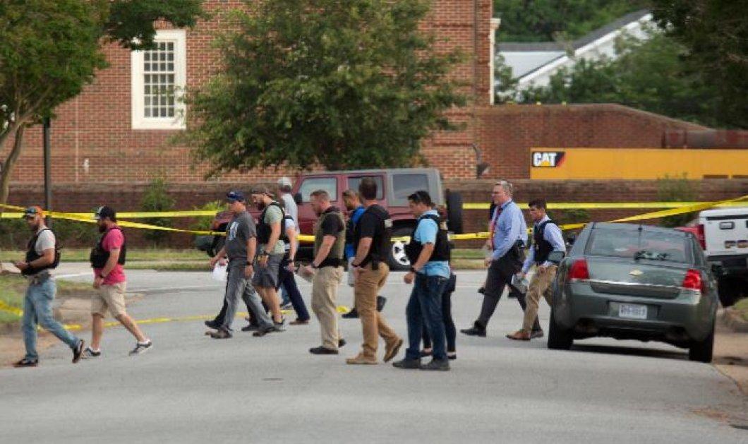 Ένα ακόμη Μακελειό στη Αμερική: Απογοητευμένος δημοτικός υπάλληλος σκότωσε 13 συναδέλφους του - Κυρίως Φωτογραφία - Gallery - Video