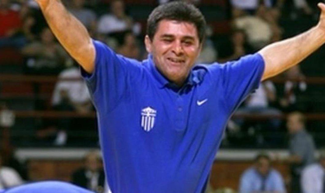 Θρήνος στην ελληνική πάλη: Πέθανε ο σπουδαίος αθλητής & Ολυμπιονίκης Μπάμπης Χολίδης - Ήταν 62 ετών (φώτο) - Κυρίως Φωτογραφία - Gallery - Video