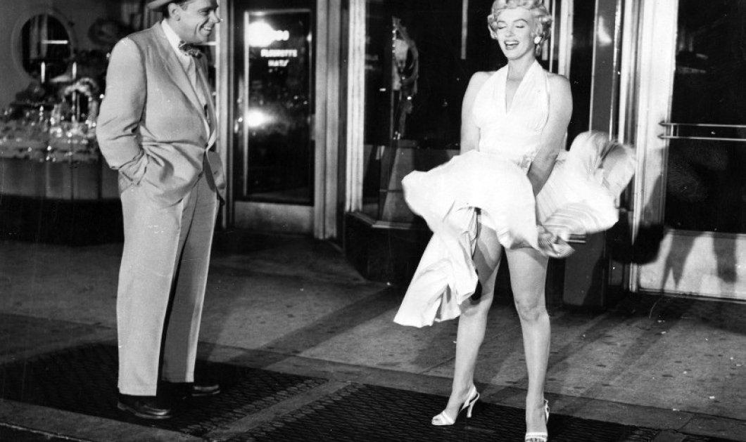 """Εξαφανίστηκε το  άγαλμα την Μέριλιν Μονρόε από τη λεωφόρο της δόξας - Αναπαριστούσε τη διάσημη σκηνή στο """"Επτά χρόνια φαγούρα"""" - Κυρίως Φωτογραφία - Gallery - Video"""